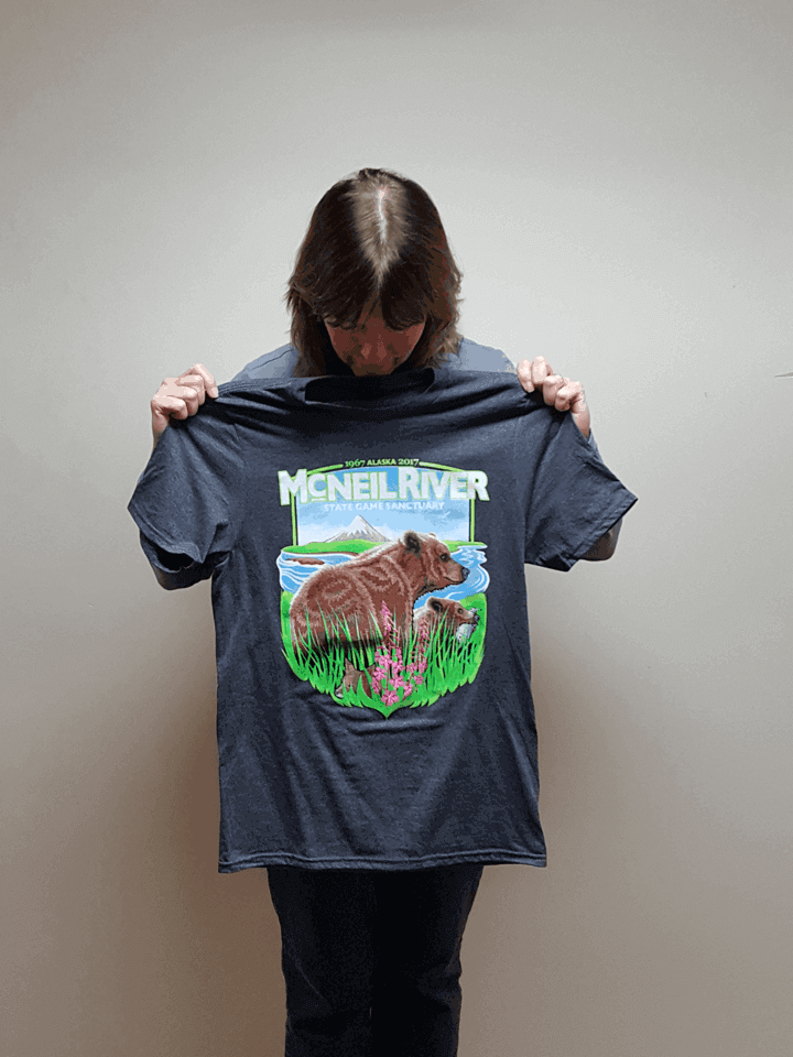 Friends of McNeil River T-Shirt