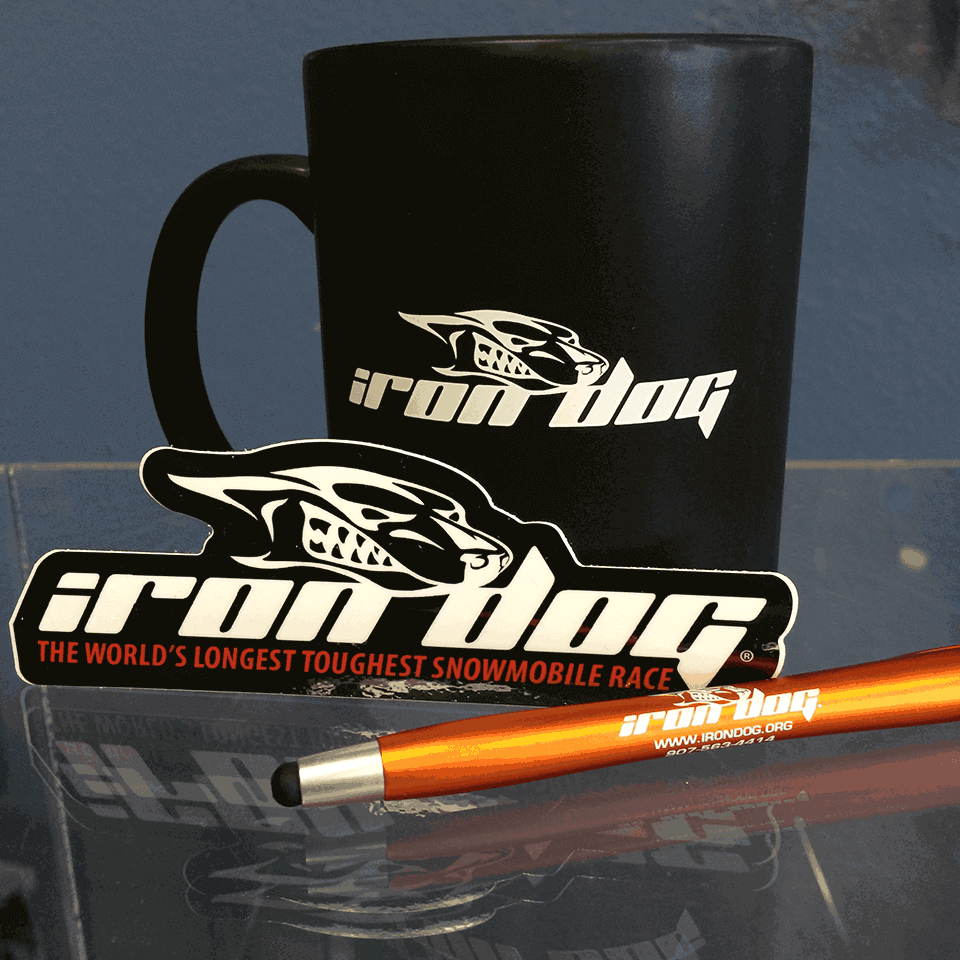 Iron Dog Promotional Products