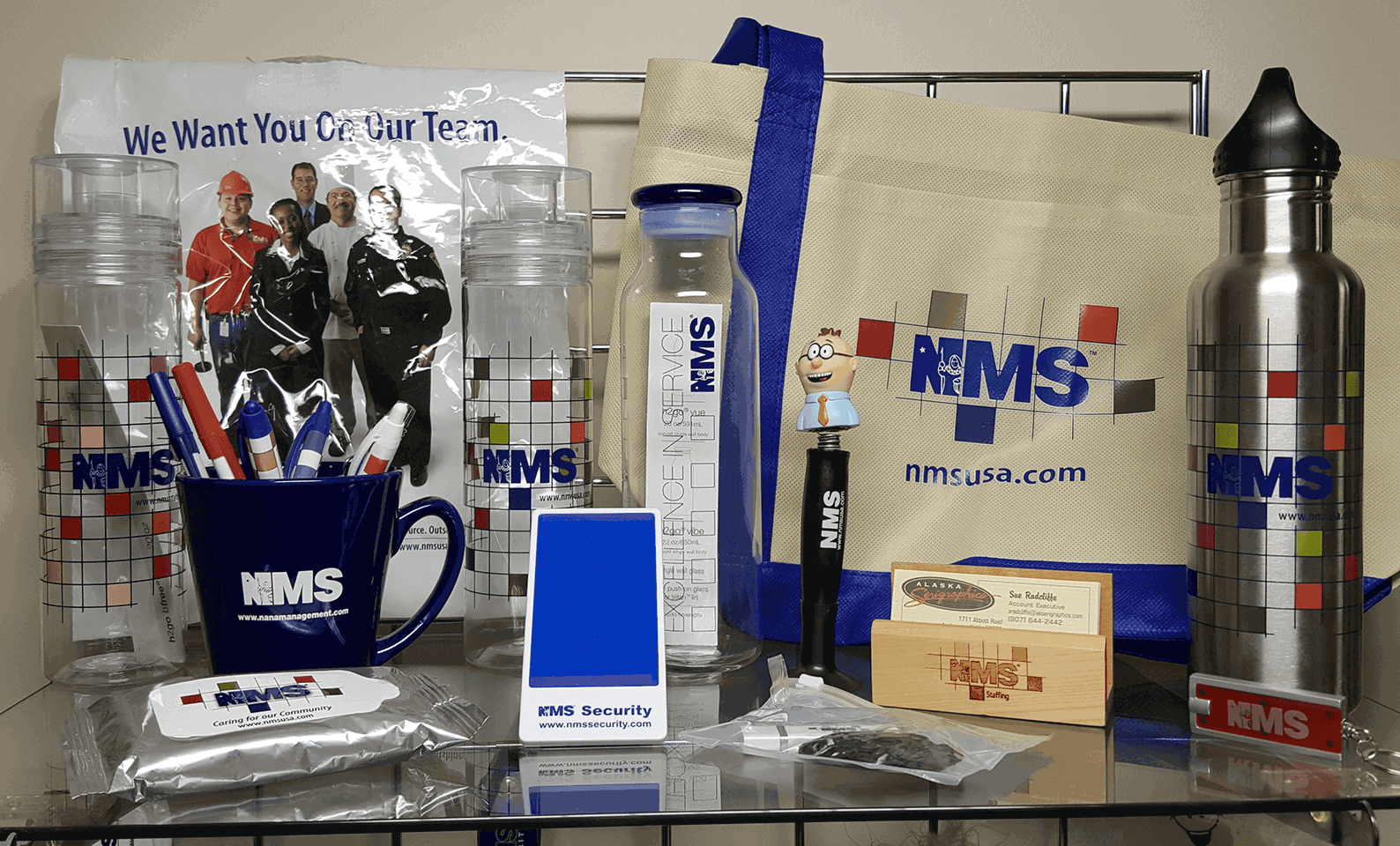 NMS Promotional Products