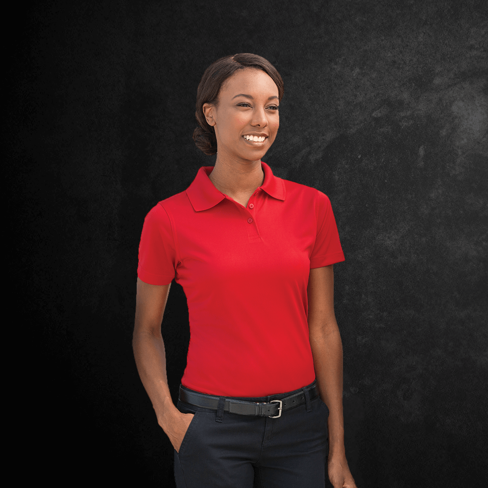 CornerStone Ladies Select Snag-Proof Polo