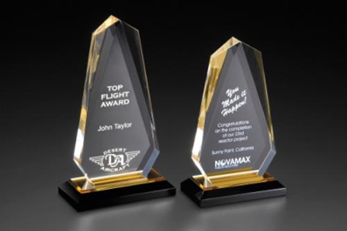 Plaques & Awards | Alaska Serigraphics